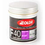 Solda F40 CARBON Powder Violet -4...-14°C, 30g