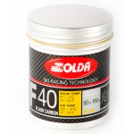 Solda F40 CARBON Powder Yellow  +5...-4°C, 30g
