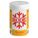 RODE Grip wax Yellow +4°...+1°C, 50g