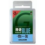 Gallium AXS20 LF Glider Blue -3...-12°C, 50g