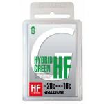 Gallium HYBRID HF Green Glider -10...-20°C, 50g