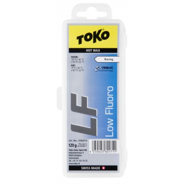 TOKO LF Hot Wax Blue -10°...-30°C, 120g