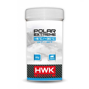 HWK Polar Extreme Glider -5...-30°C, 40g