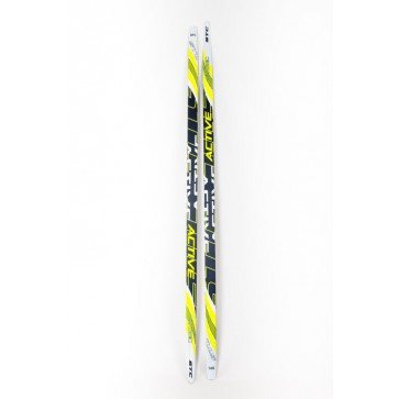 Active wax skis, 180 cm