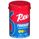 Rex 61 PowerGrip Fluoro wax Blue -4...-10°C, 45g