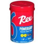 Rex 61 PowerGrip Fluoro wax Blue -4...-10°C, 45g