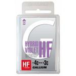 Gallium HYBRID HF Violet Glider +3...-4°C, 50g
