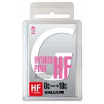 Gallium HYBRID HF Pink Glider +10...0°C, 50g
