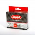 Solda F40 SPECIAL Extra Fluor Glider Red -3...-10°C, 60g