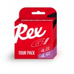 Rex 422 Glider pack: 425 Purple/426 Red +4°...-4°C, 2x43g