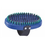 Holmenkol Steel MicroFinish oval brush
