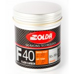 Solda F40 CARBON Powder Orange +2...-9°C, 30g