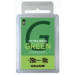 Gallium Extra Base Glider Green -10°...-20°C, 100g