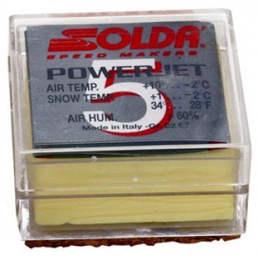 Solda POWER JET 5 Solid +10°...-2°C, 22g