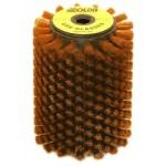 Solda Brass wire roto brush 120mm