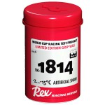 Rex 184 Racing Service Grip Wax TK-1814 -2...-15°C, 45g