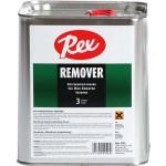 Rex Wax Remover Liquid, 3 L