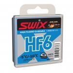 SWIX HF06X Blue Glider -5°...-10°C, 40g