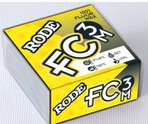 RODE Fluor Molybdeno Solid FC3M +8...-3°C, 20g
