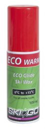 Ski-Go Eco Liquid Glider Warm 0...+15°C, 100 ml