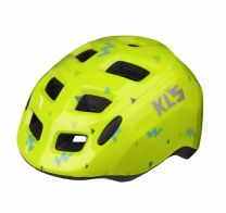 Kellys Junior Bike Helmet Zigzag lime