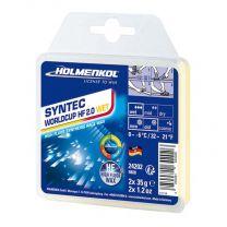 Holmenkol Syntec Worldcup HF 2.0 WET 0...-6°C, 2x35g