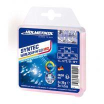 Holmenkol Syntec Worldcup HF 2.0 MID -6...-12°C, 2x35g