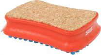 SWIX T0196B Combi Brush (cork/nylon)
