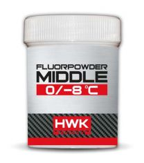 HWK Fluorpowder Middle 0...-8°C, 20g