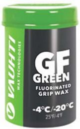Vauhti GF Green Fluoro Grip wax -4°...-20°C, 45g