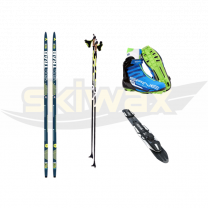 Ski set Race for kids