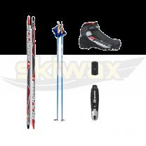 Ski set universal, for up to 180cm skier