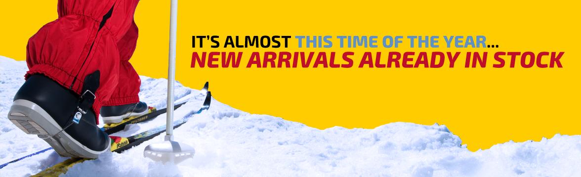 New Ski Season